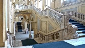 Palazzo Madama, Scalone di Juvarra, Torino