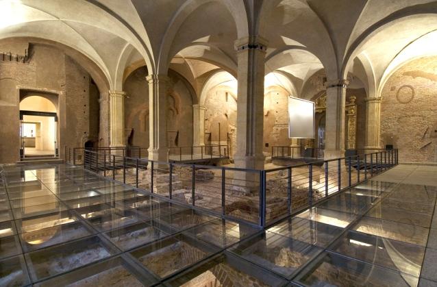 Palazzo Madama, Scavi archeologici, Torino