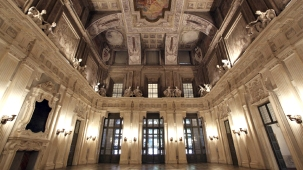 Palazzo Madama, Senato, Torino