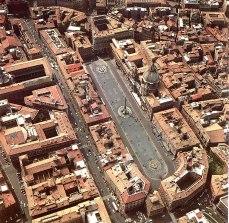 Piazza Navona dall'alto