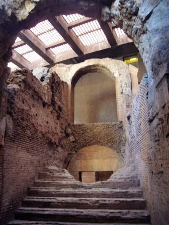 Piazza Navona, scavi archeologici