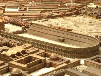 Stadio di Domiziano, ricostruzione