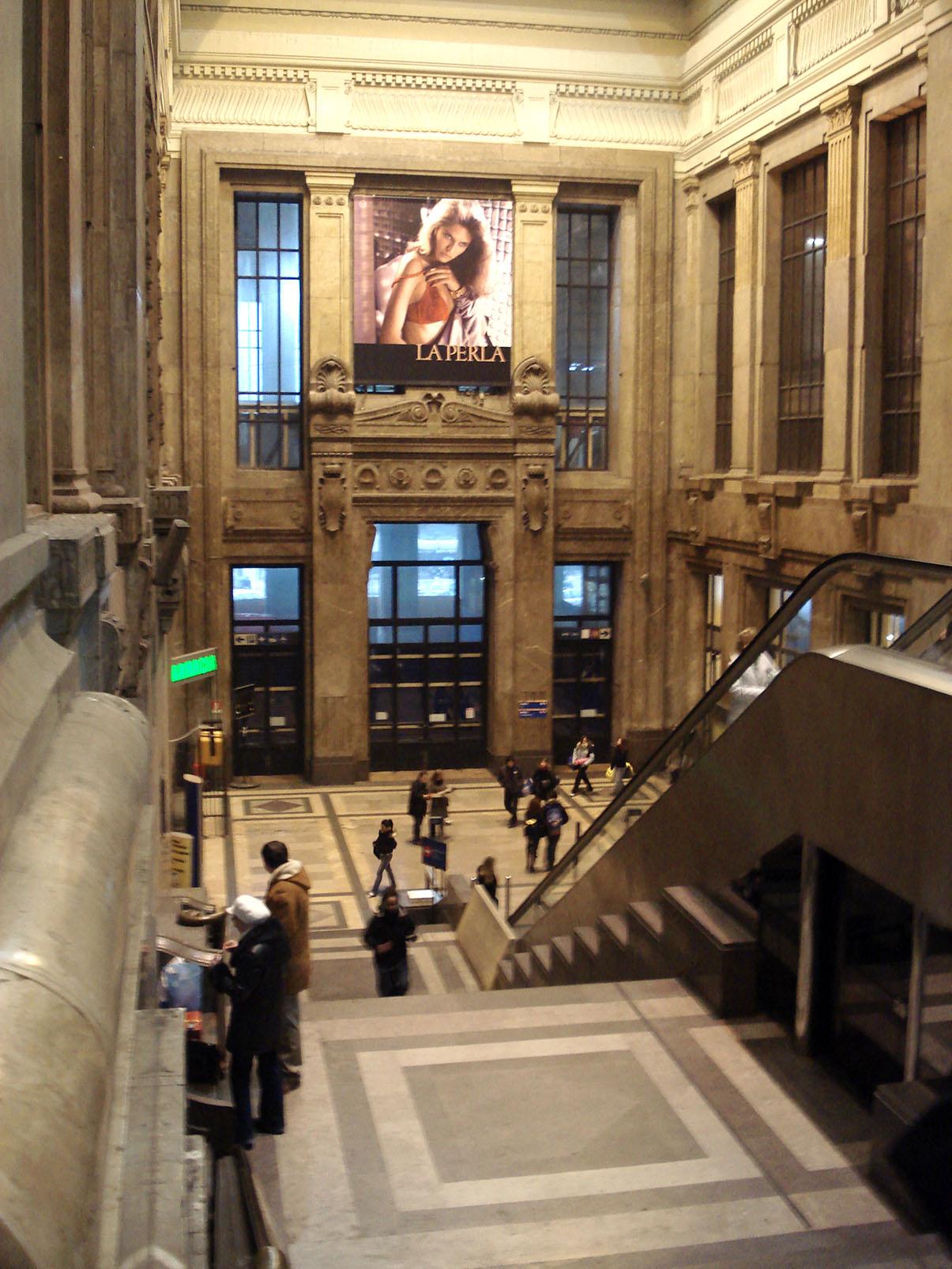 Milano – la sottile linea d'ombra