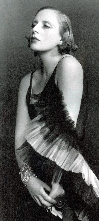 Tamara De Lempicka, ritratto.