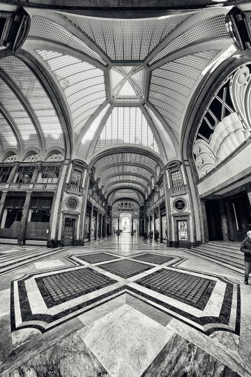 Galleria San Federico, Torino.