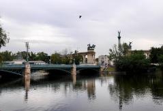Il Parco della città.