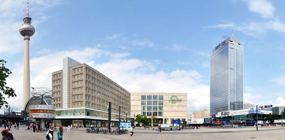 Alexander Platz.