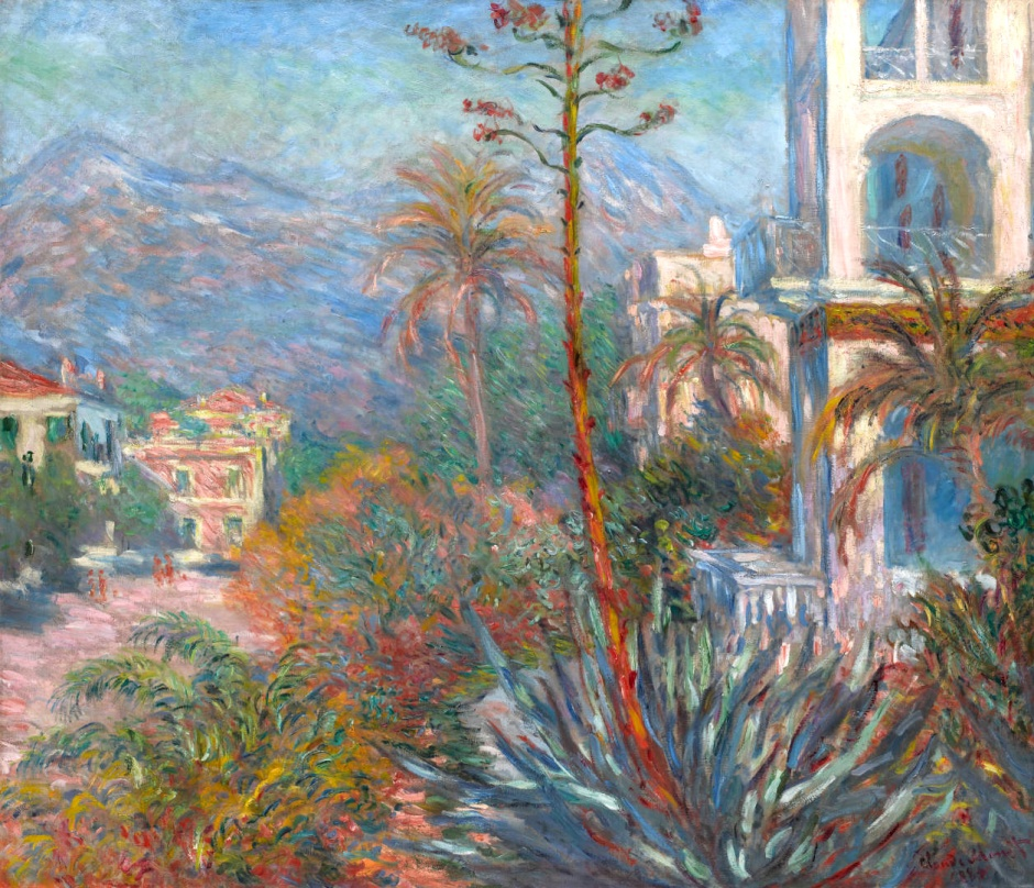 Claude-Monet-le-ville-a-bordighera