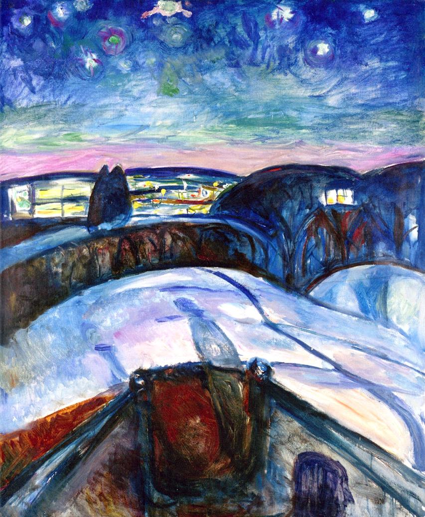 Edvard_Munch_-_Starry_Night_(1922–24)