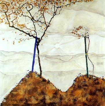 Risultati immagini per paesaggi di autunno quadri famosi