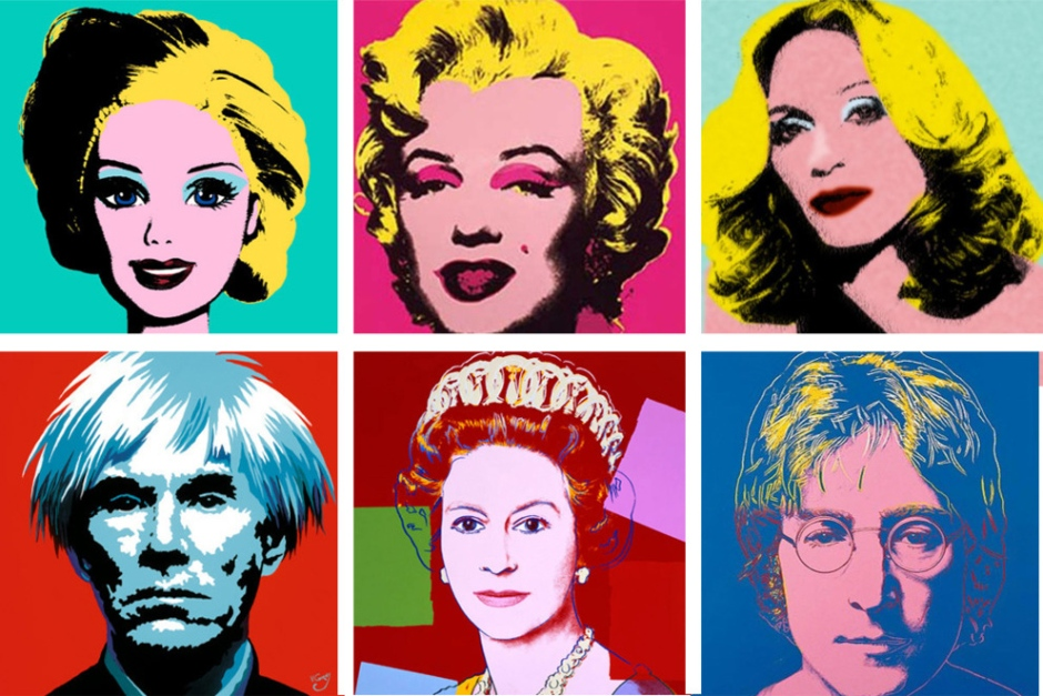 Andy-Warhol-pop-art
