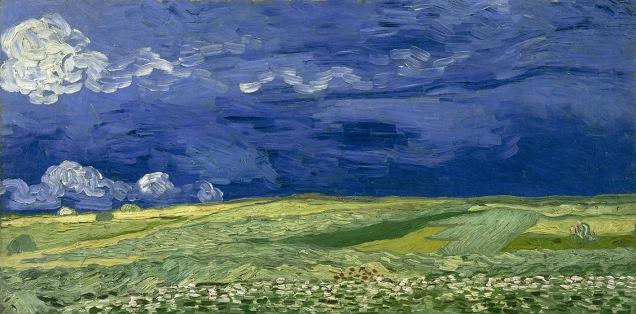 Vincent_van_Gogh_-_Wheatfield_Under_Thunderclouds_-_VGM_F778