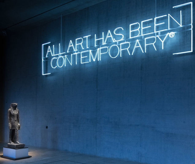all-art-has-been-contemporary