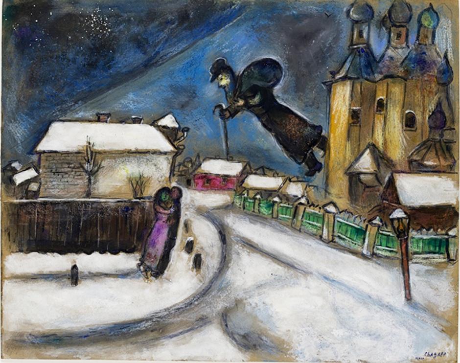 Marc-Chagall-Sopra-Vicebsk-Amministratore-generale-dello-Stato-di-Israele