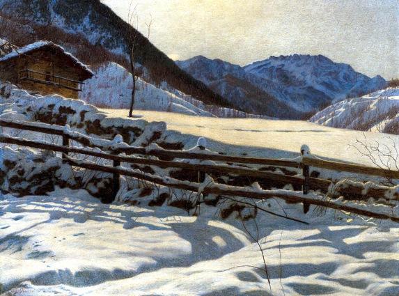 Matteo Olivero, Dopo la neve il sole