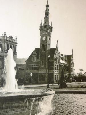 Padiglione del Belgio.