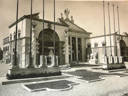 Padiglione dell'Italia.