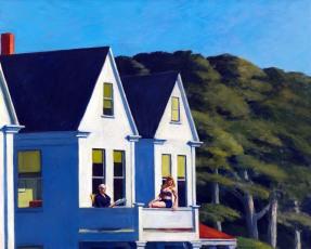 Edward Hopper, Seconda storia.