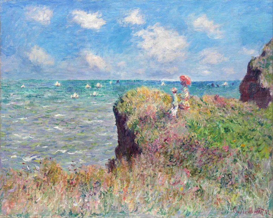 Claude_Monet_-_Cliff_Walk_at_Pourville_-_Google_Art_Project
