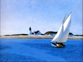 Edward Hopper, La lunga tratta.
