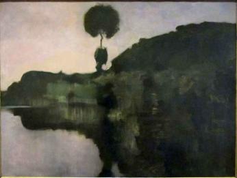 Piet Mondrian, Sera sul Gein.