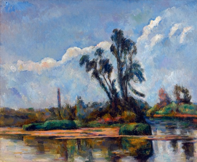 la riviere-cezanne