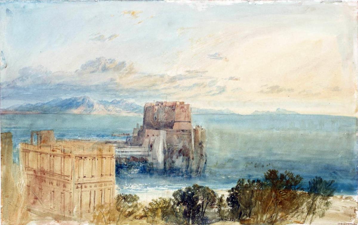Turner e l'Italia: le nostre città nei suoi disegni