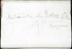 J. M. W. Turner, vista di Pisa