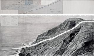 Running Fence, Sonoma and Marin Counties, California, 1972-76 1