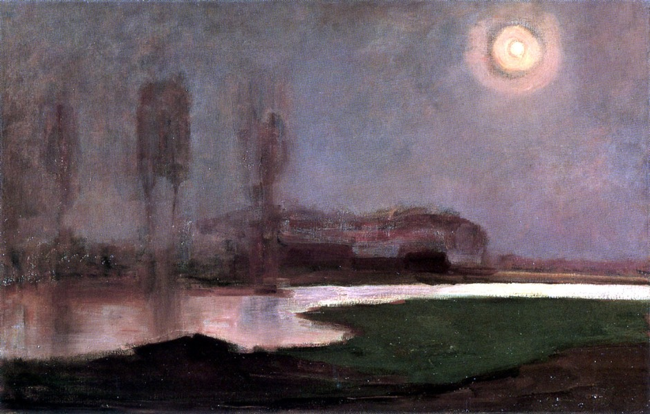 summer night mondrian