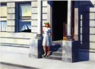 Edward Hopper, Estate.