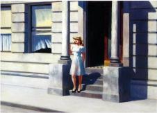 Edward Hopper, Estate.