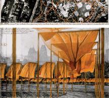 The Gates, Central Park, New York City, 1979-2005