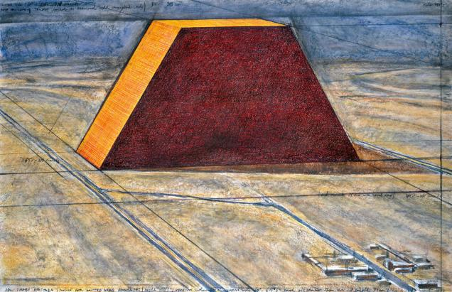The Mastaba of Abu Dhabi (Project for United Arab Emirates)2