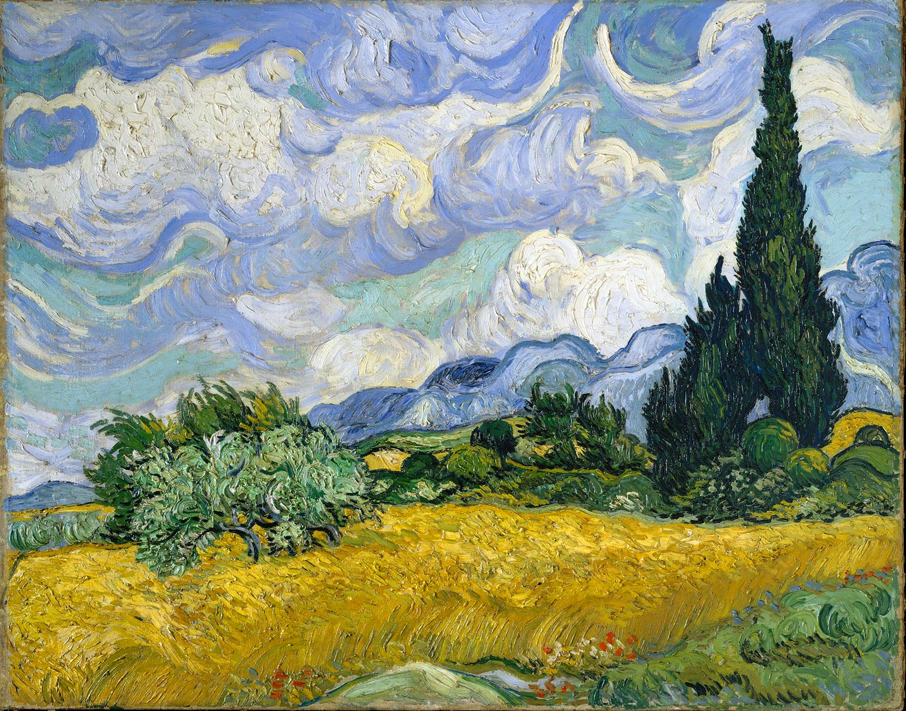 Quadri Da Colorare Di Van Gogh I Thunderman Da Colorare Girasoli Di