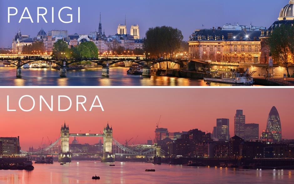 parigi-Londra