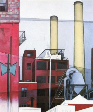 Charles Demuth, After all.