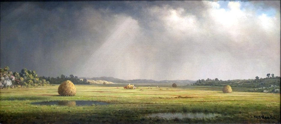 M. J. Heade, Newburyport meadows.