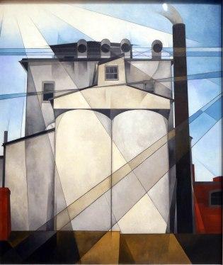 Charles Demuth, Lancaster.