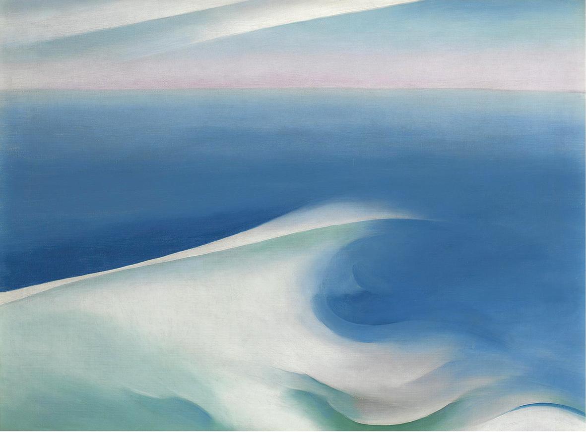 georgia-o-keeffe-blue-wave