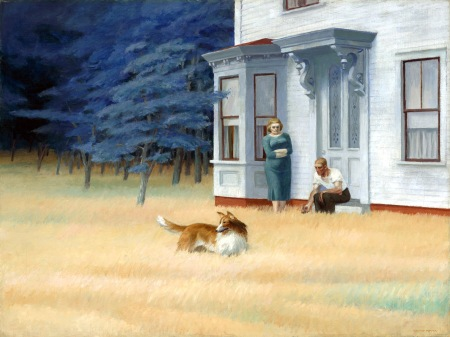 Edward Hopper, Sera a Cape Cod, 1939