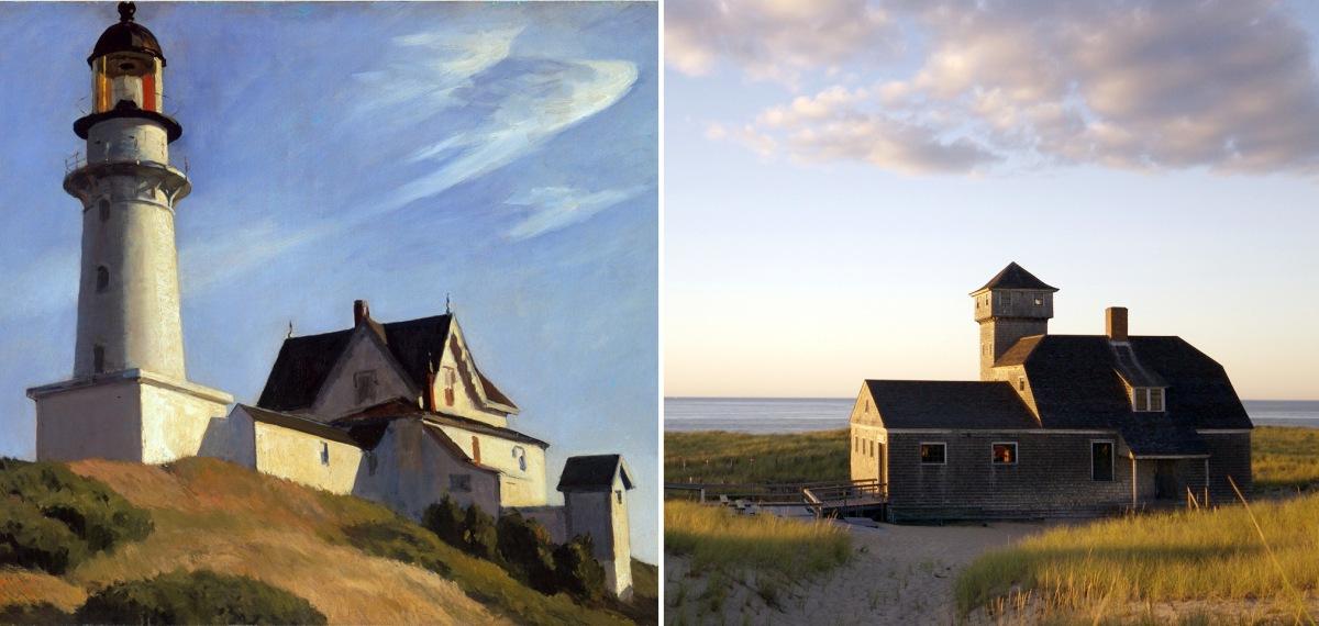 Cape Cod: il luogo dove i quadri di Hopper diventano realtà