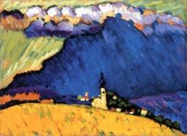 Vassily Kandinsky, Dunaberg.
