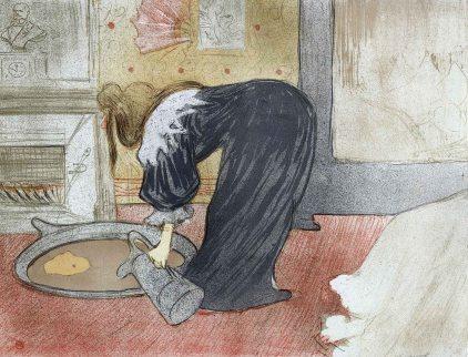 henri-de-toulouse-lautrec-elles-woman-at-the-tub