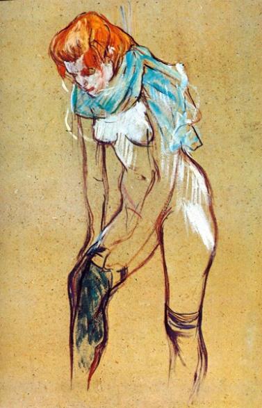 henri-de-toulouse-lautrec-femme-enfilant-son-bas-1