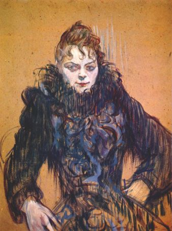 lautrec_woman_with_a_black_feather_boa_c1892