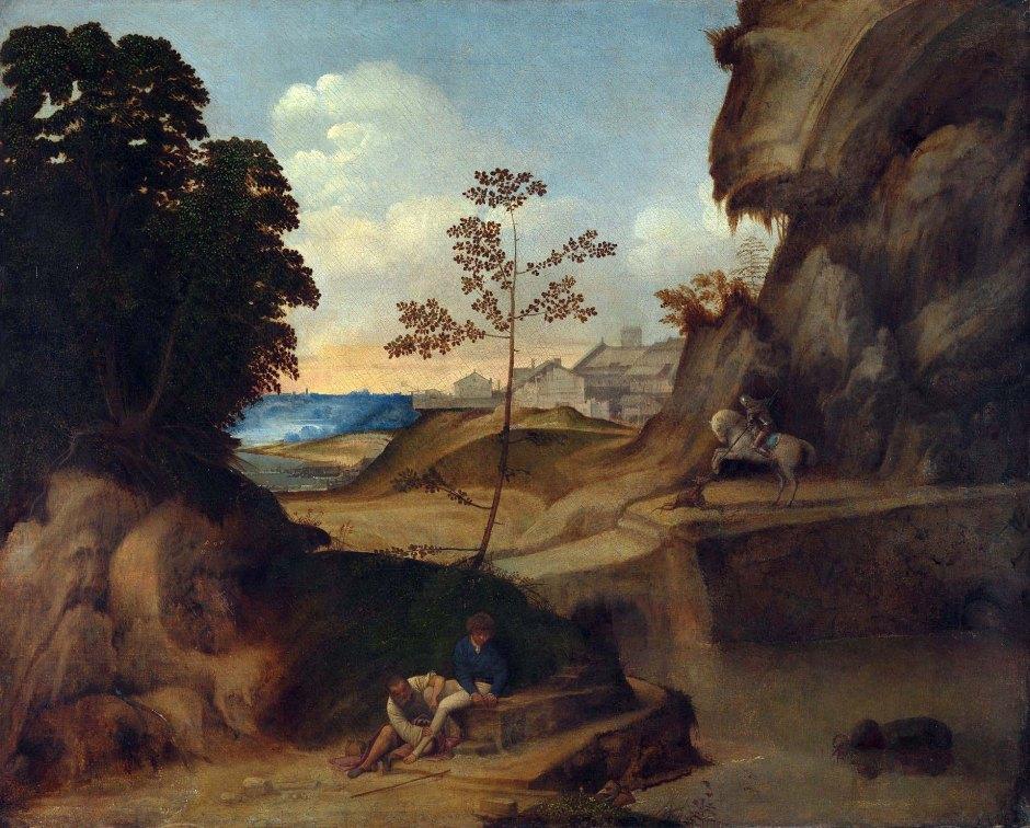 tramonto-Giorgione