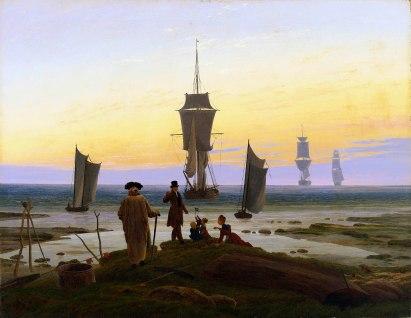 Caspar David Friedrich, Le tre età dell'uomo.