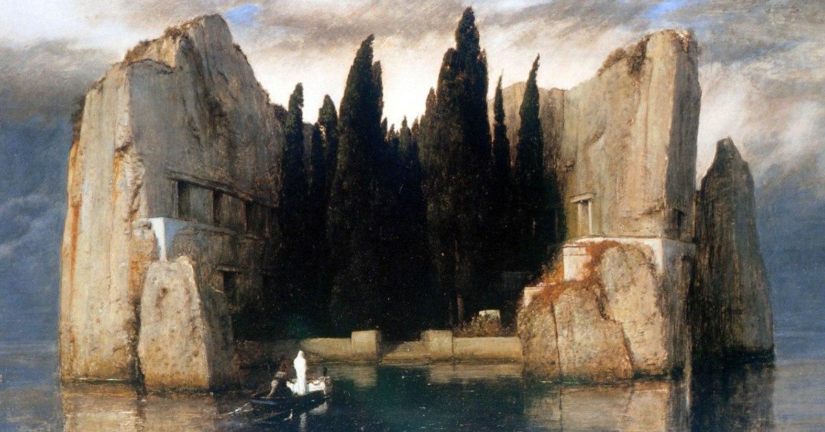 L'isola dei morti di Arnold Böcklin: cosa racconta l'emblema del Simbolismo?