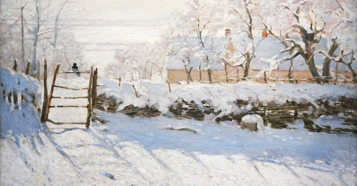 La gazza di Claude Monet: cosa rende quest'opera un capolavoro?